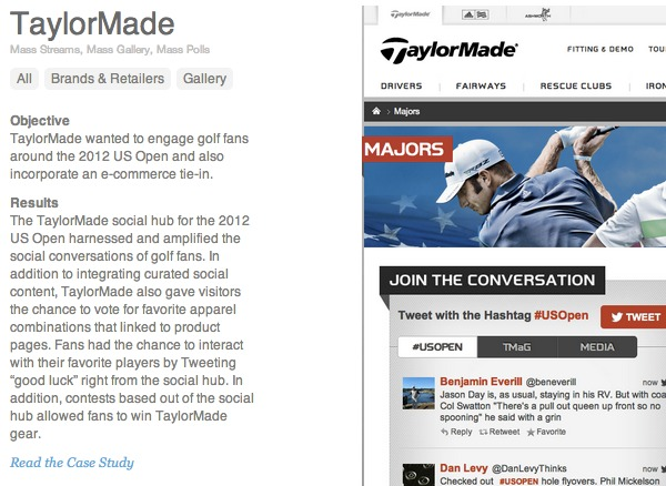 TaylorMade use case